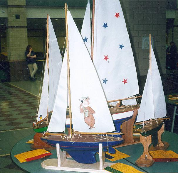 Model Yachting and Manual Arts Training in the United States